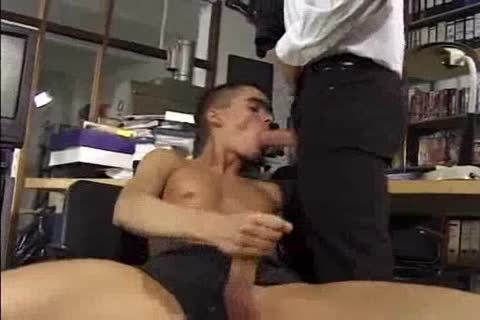 twink banged By A Businessdude