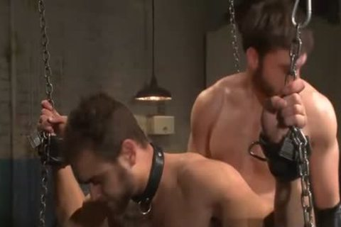 Muscle homo Domination With Facial