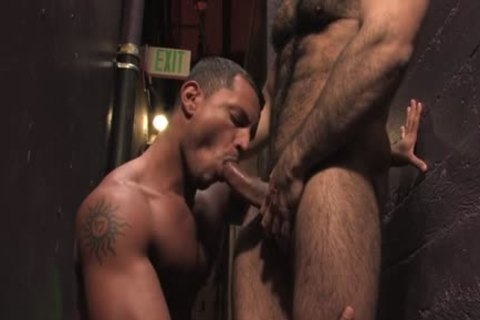 bushy gay butthole And cumshot