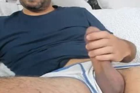 sexy sexy Wanker large plump cock